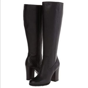 Frye Boots Parker Tall Heeled Zip Up Boots  Sz 11